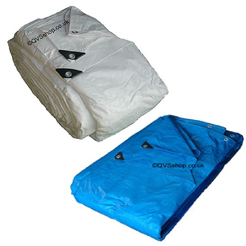 Medium Duty 110gsm Tarpaulins